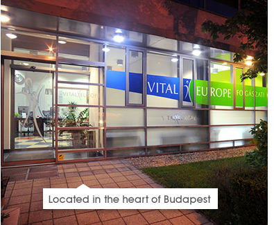Vital Europe Dental Clinic in Budapest