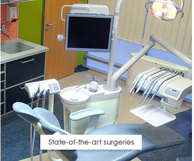 Budapest Dental Clinic for European patients